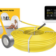 MAGNUM Cable Set 100 m / 1700 Watt Set met MRC-thermostaat | Wit - afb. 2