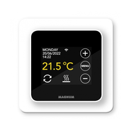 Remote Control WiFi Klokthermostaat MRC-thermostaat (inbouw) | Wit